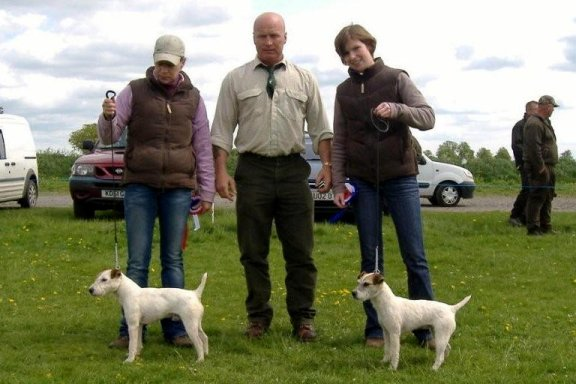 Best 12.5-15 ins Russell (left) and Reserve | Becky Smith Radbourne Spin(left) and Reserve Becky Smith Radbourne Spook