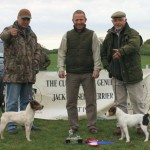 Best Jack Russell in Show (Left) and Reserve |